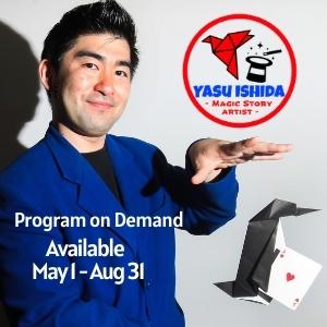 Performer Yasu Ishida
